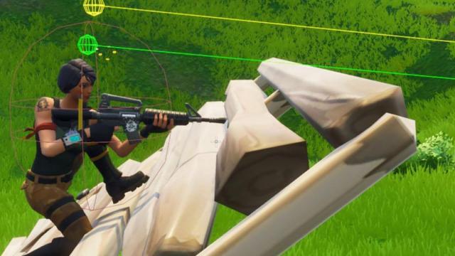 Epic Games brings back ghost peeking exploit to 'Fortnite Battle Royale'