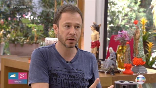 'BBB20': Tiago Leifert comenta dificuldades de apresentar o programa durante o 'Mais Você'