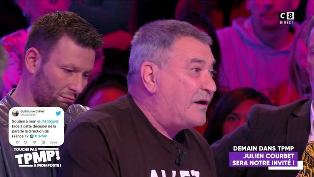 Bigard clashe sur TPMP France Télévisions, Géraldine Maillet réplique : 'C'est un scandale'