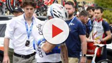 Tour Down Under: Ewan vince la seconda tappa, brutta caduta per Viviani