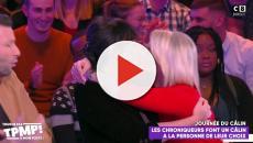 TPMP : Kelly Vedovelli et Géraldine Maillet s'embrassent langoureusement