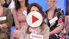 Uomini e Donne, registrazione 21 gennaio: Barbara De Santi lancia una scarpa a Marcello