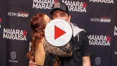 Após reatar com Fernando, Maiara diz: 'não temos tempo a perder'