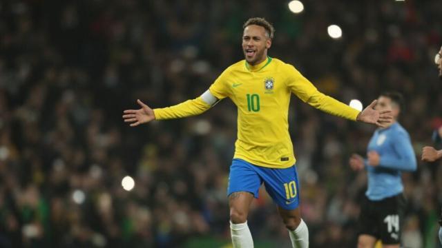 Os 5 maiores artilheiros da seleção brasileira no Futebol