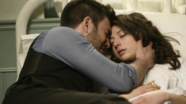 Una Vita anticipazioni: Lucia dice a Telmo che Mateo è loro figlio