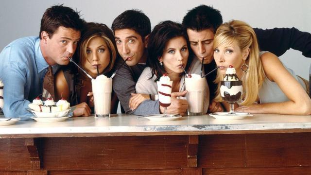 6 atores e atrizes de 'Friends' 25 anos depois de sua estreia