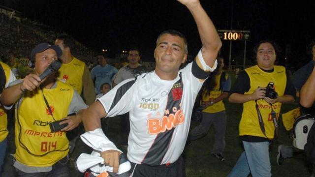 Os 5 grandes artilheiros do Campeonato Brasileiro