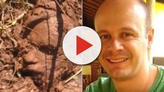 Vídeo mostra sobrevivente engolido por lama um ano após a tragédia de Brumadinho