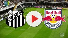 Santos x Red Bull Bragantino: onde ver ao vivo e possíveis escalações