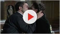 Una Vita anticipazioni dal 27 al 31 gennaio: Telmo e Lucia si baciano