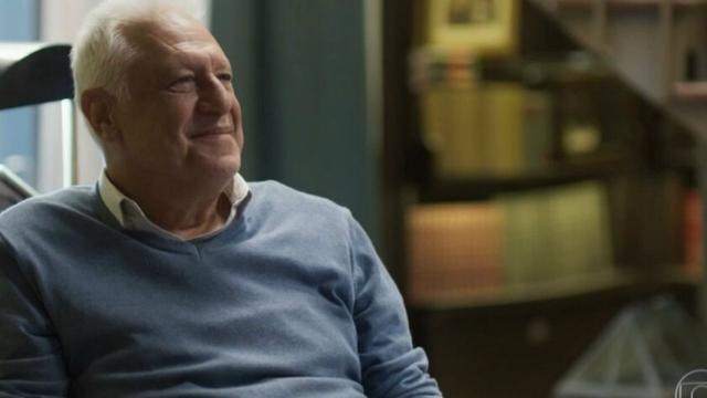 'Bom Sucesso': reta final de Alberto será recheada de despedidas e declarações de amor