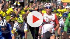 Caleb Ewan concede il bis al Tour Down Under