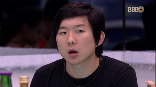 Pyong Lee causa 1ª punição do 'BBB20', e Boninho comemora: 'fogo no parquinho'