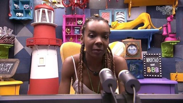 'BBB20': Thelma diz querer estar ao lado de 'pessoas de verdade'