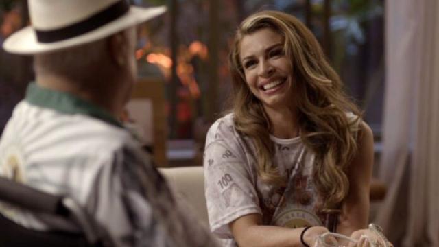 'Bom Sucesso': Alberto agradece Paloma pela ajuda para realizar seu sonho