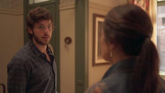 'Amor de Mãe': Jane revela que Danilo é adotado durante diálogo com Thelma