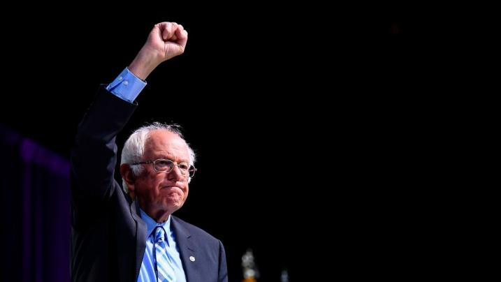 2020 US Presidential Election: Bernie Sanders makes substantial gains