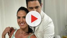 Graciele Lacerda defende Zezé Di Camargo após rumores de traição: 'estamos sempre juntos'