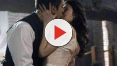 Una Vita, anticipazioni del 26 gennaio: Lucia e Telmo si baciano