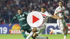 Palmeiras x São Paulo: onde assistir o jogo ao vivo e prováveis escalações