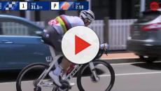 Tour Down Under, Holmes conquista il traguardo di Willunga