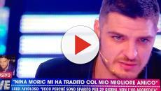 Live-Non è la d'Urso, Favoloso: 'Non ho picchiato Nina Moric, lei mi ha tradito'