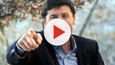 Gianni Morandi fa il suo endorsement su Facebook alle sardine ed i social di dividono