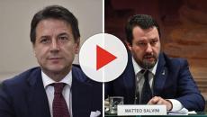 Conte a Otto e mezzo: 'Oggi nessuno ha visto Salvini'
