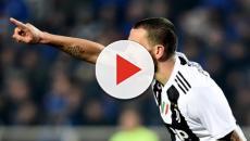 Juve, Bonucci commenta la sconfitta contro il Napoli: 'Abbiamo preso due gol evitabili'