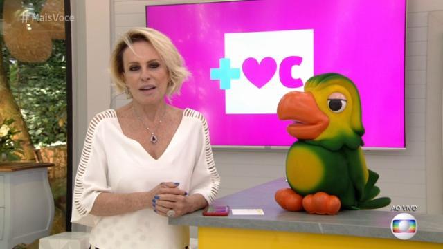 Ana Maria Braga anuncia descoberta de novo câncer