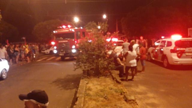 Após discussão em bar, homem pega caminhonete e atropela 17 pessoas no interior de SP