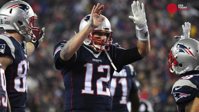Actor Mark Wahlberg shares thoughts on Brady's future