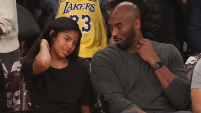 Filha de Kobe Bryant também estava no helicóptero acidentado