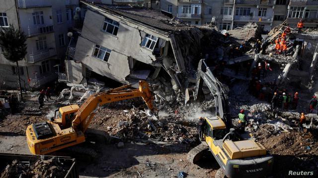 Earthquake of 6.8 magnitude strikes Turkey