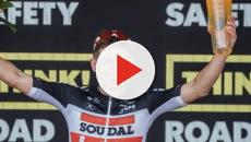 Tour Down Under, Holmes sulla vittoria nell'ultima tappa: 'Non avevo mai fatto una salita'