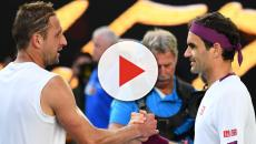 Sette match point falliti da Sandgren, Federer ringrazia e va in semifinale a Mebourne.