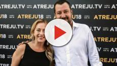 Fuori dal Coro, anticipazioni 28 gennaio: Giorgia Meloni e Matteo Salvini in studio