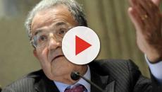 Le parole di Romano Prodi contro Salvini: 'Questa è una terra di gente che ragiona'