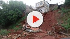 Até a noite de sábado, 33 pessoas haviam morrido em decorrência das chuvas em Minas Gerais