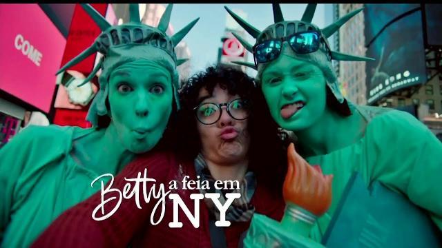 'Betty A Feia Em Nova York' vai bem em sua estreia no SBT