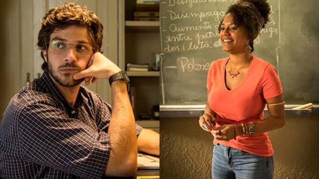 'Amor de Mãe': Danilo pede a mão de Camila em casamento e Thelma desaprova a decisão