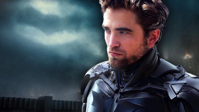 Robert Pattinson quer ir o mais longe possível com Batman