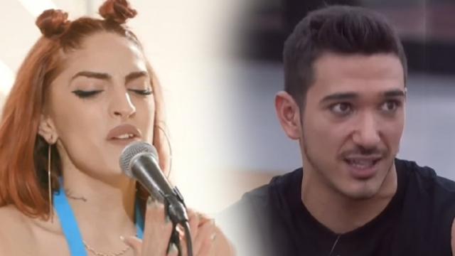 OT 2020/ Claudia y Bruno confirman su historia de amor, que surgió en los castings