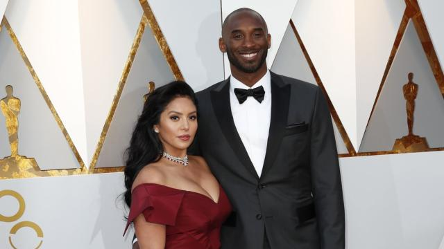 Kobe Bryant y su esposa tenían un pacto para no volar nunca juntos en el helicóptero