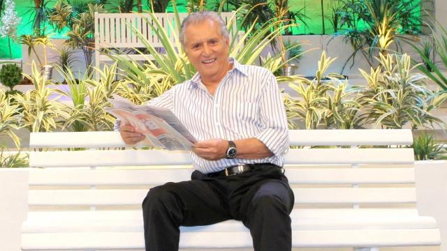 Carlos Alberto de Nóbrega fala do temor de sua cirurgia