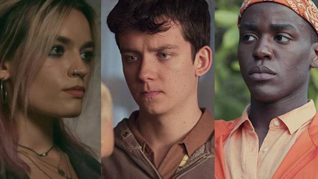 Site mostra idade do elenco de série juvenil 'Sex Education' da Netflix