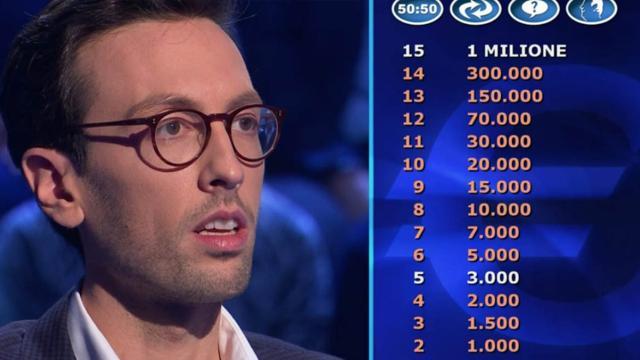 Chi vuol essere milionario, il 29 gennaio verrà letta l'ultima domanda
