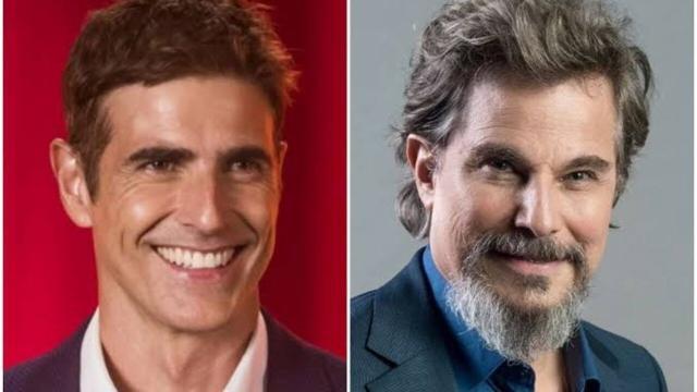 Reynaldo Gianecchini e Edson Celulari também sairão da Rede Globo