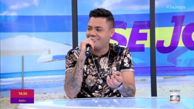 Felipe Araújo diz que aceitaria participar da trama de 'Amor de Mãe'