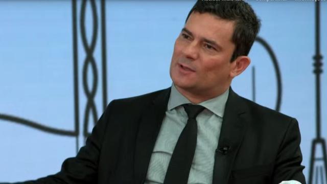 Sérgio Moro diz que apoiará Bolsonaro em sua campanha à reeleição